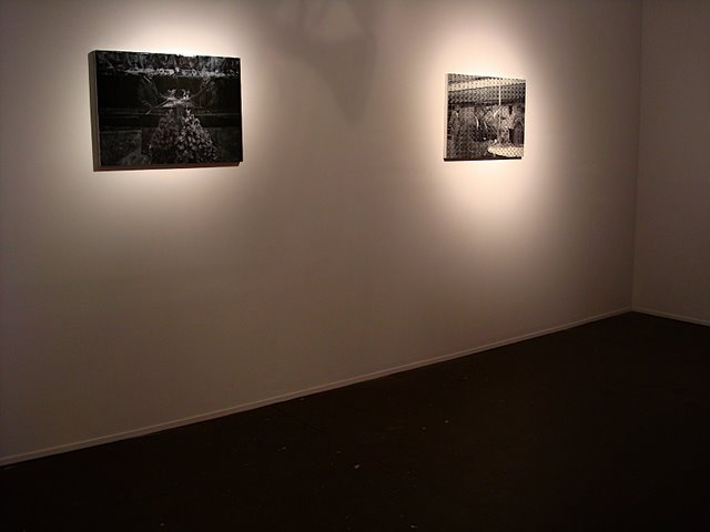 Eric Ayotte. Installation view.