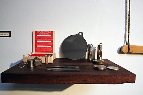 TREVOR BABB, Shelf, 2009