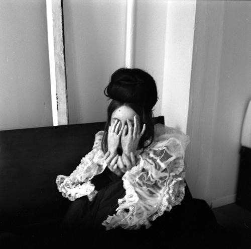 Leila Hekmut. Asphodel, 2007. Silver gelatin print. 16 x 19 inches in frame.