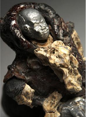 Jonathan Bridges. Big Boy (detail). 2007.