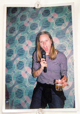 Jason Gay. Photograph of Bessie Oster.
