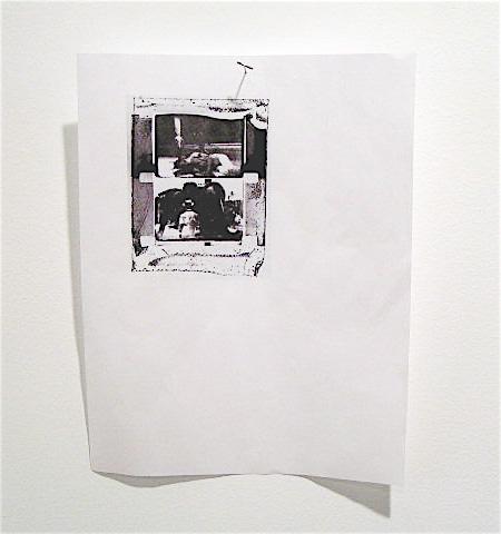 UNKNOWN. Black & white inkjet print on paper.