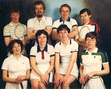 Jonah Birns. The Badminton Champions, 2008