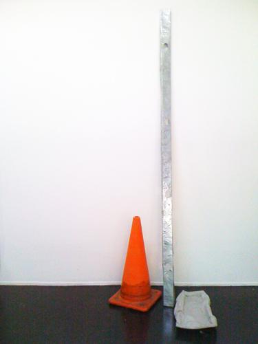 Kelly Goff. FREE RANGE Installation View.