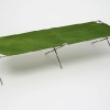 Kristine Taylor. Rest. 2008. wood, cloth, paint, string, glue. 24 x 8 x 6 inches.